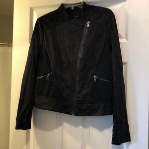 Tahari large dress velvet jacket